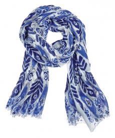 Julie Vos Sierra women's Sierra scarf – blue/purple