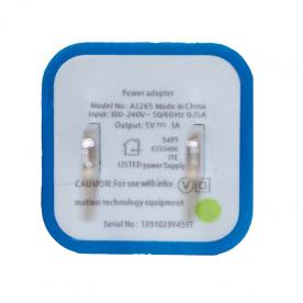 Wall adapter with model number