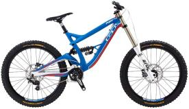 2014 GT Fury Expert downhill mountain bicycle