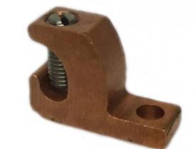 Improper Bare Copper Grounding Lug
