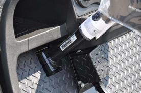 Serial number location on Bad Boy Buggies Off-Road Vehicle