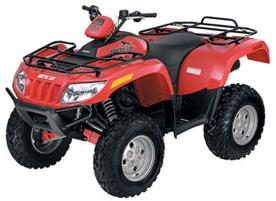 Arctic Cat Recalls Single-Rider and 2UP ATVs