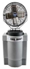Cool Draft 40 gallon misting fan