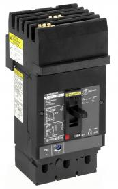 Schneider PowerPact J-frame molded case I-Line style breaker