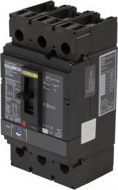 Schneider PowerPact J-frame molded case lug-style breaker