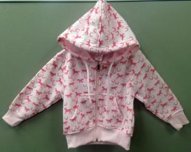 Kiddie Korral Recalls Girls Hoodies with Ponies