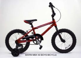 Marin Mountain Bikes Recalls Childrens Bicycles