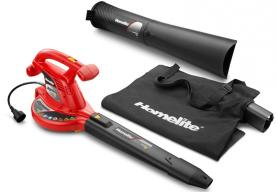 Homelite Recalls Electric Blower Vacuums