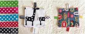 Goochie Goo Garbs Recalls Children's Sensory Grab Garb Blankets
