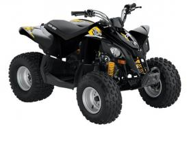 BRP Recalls Youth Model Can-Am All-Terrain Vehicles