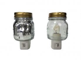 Mason Jar Night Lights