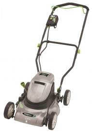 Great States Corporation Earthwise cordless electric push lawn mower, model 60517