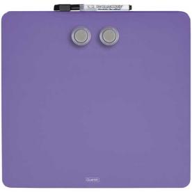 Frameless Dry-Erase Magnetic Board with magnets and dry-erase markers