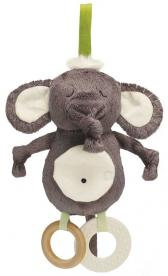 My Snuggly Ellie Activity Toy- Full Product View