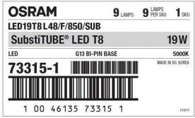 Box Labels
