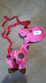Imagine Nation Books Recalls Pink Giraffe Animal Purse