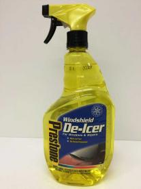 Prestone Products Recalls Windshield De-Icer and Ice and Frost Shield