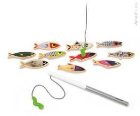 Sardines fishing game