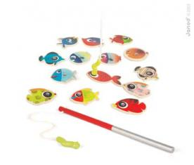 Starfish fishing game