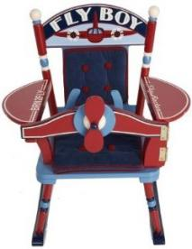 Levels of Discovery Recalls Airplane Rocker