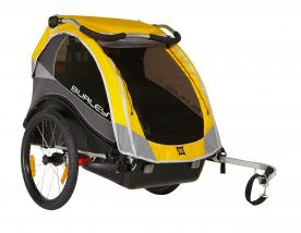 Burley Design Recalls Child Bicycle Trailers Due to Injury Risk