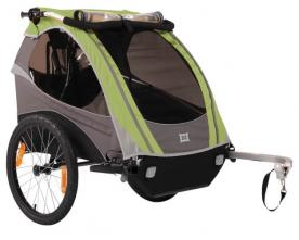 2010-2012 D'Lite bicycle trailer