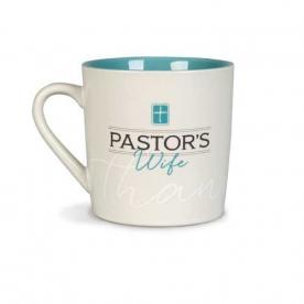 Model #18208 Pastor's Wife Mug