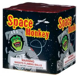 Fireworks Over America Recalls Space Monkey Multi-effect Fireworks
