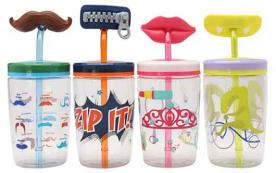 Ignite Recalls Kids Straw Tumblers