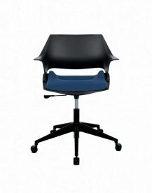 Steelcase swivel chair 3 (black)