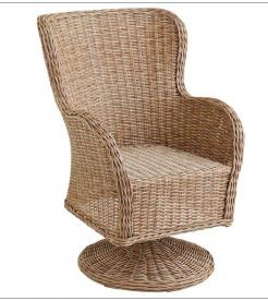 Capella Island Swivel Dining Chair