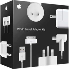 Juego de adaptador de viaje mundial de Apple