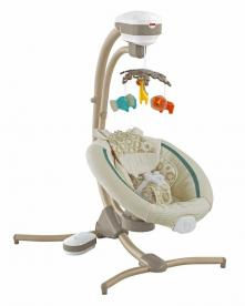 Fisher-Price Recalls Infant Cradle Swings