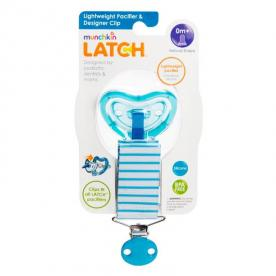 Munchkin Recalls Latch Lightweight Pacifiers & Clips Due to Choking Hazard