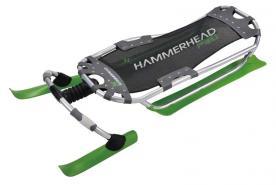 Green Hammer Head Sled