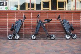 URBAN626 Recalls Electric Scooters Due to Fall Hazard