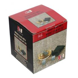 Dennis East International Recalls Whiskey Glass and Stone Sets Due to Laceration Hazard