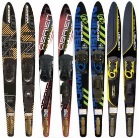 O'Brien Watersports Recalls Water Skis Due to Injury Hazard
