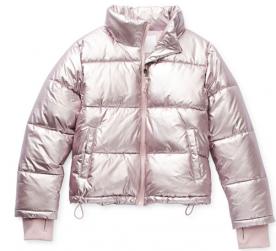 JCPenney Recalls Girls Puffer Jackets Due to Entanglement Hazard