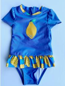 Target Recalls Infant-Toddler Girl's One-Piece Rashguard Swimsuits Due to Choking Hazard