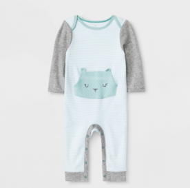 Target Recalls Infant Rompers Due to Choking Hazard