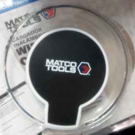 Matco Tools Wireless Chargers Recalled by Professional Tool Products Due to Burn Hazard