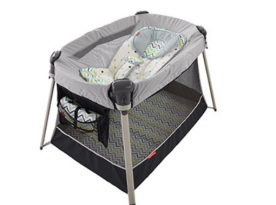 Fisher-Price Recalls Inclined Sleeper Accessory Included with Ultra-Lite Day & Night Play Yards Due to Safety Concerns About Inclined Sleep Products