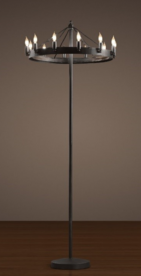 RH Recalls Floor Lamps Due to Fire Hazard (Recall Alert)