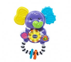 VTech Recalls Infant Rattles Due to Choking Hazard