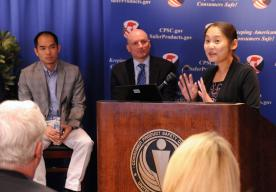 Xian Ke explains the functionality and features of her Total Recall 101 app.