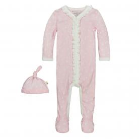 Burt's Bees Baby Recalls Infant Coveralls Due to Choking Hazard