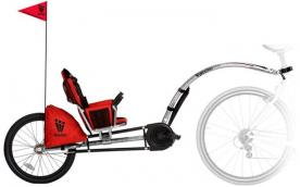 Weehoo Recalls Bike Trailers Due to Fall and Crash Hazards
