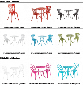 Pier 1 Imports Recalls Bistro Chairs Due to Fall Hazard
