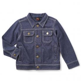 Tea Collection Recalls Children's Denim Jackets Due to Choking Hazard